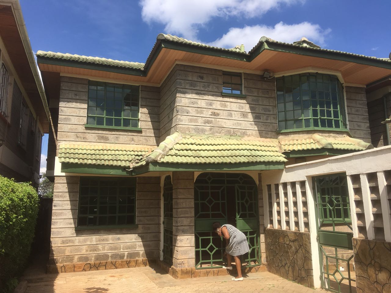 4 bedroom house in Muthaiga North Balozi Estate