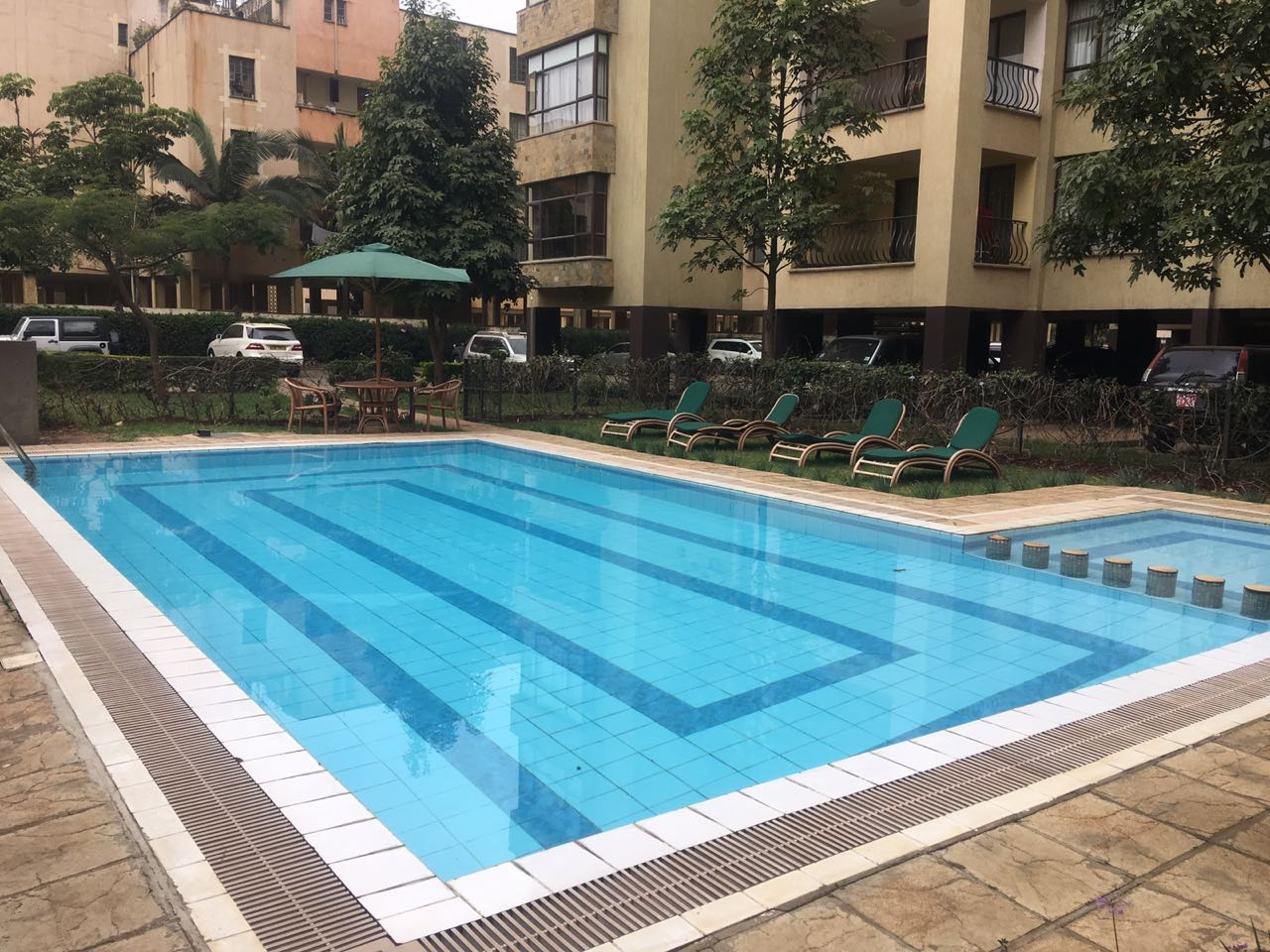 3 bedroom house in Kilimani opposite Yaya Centre