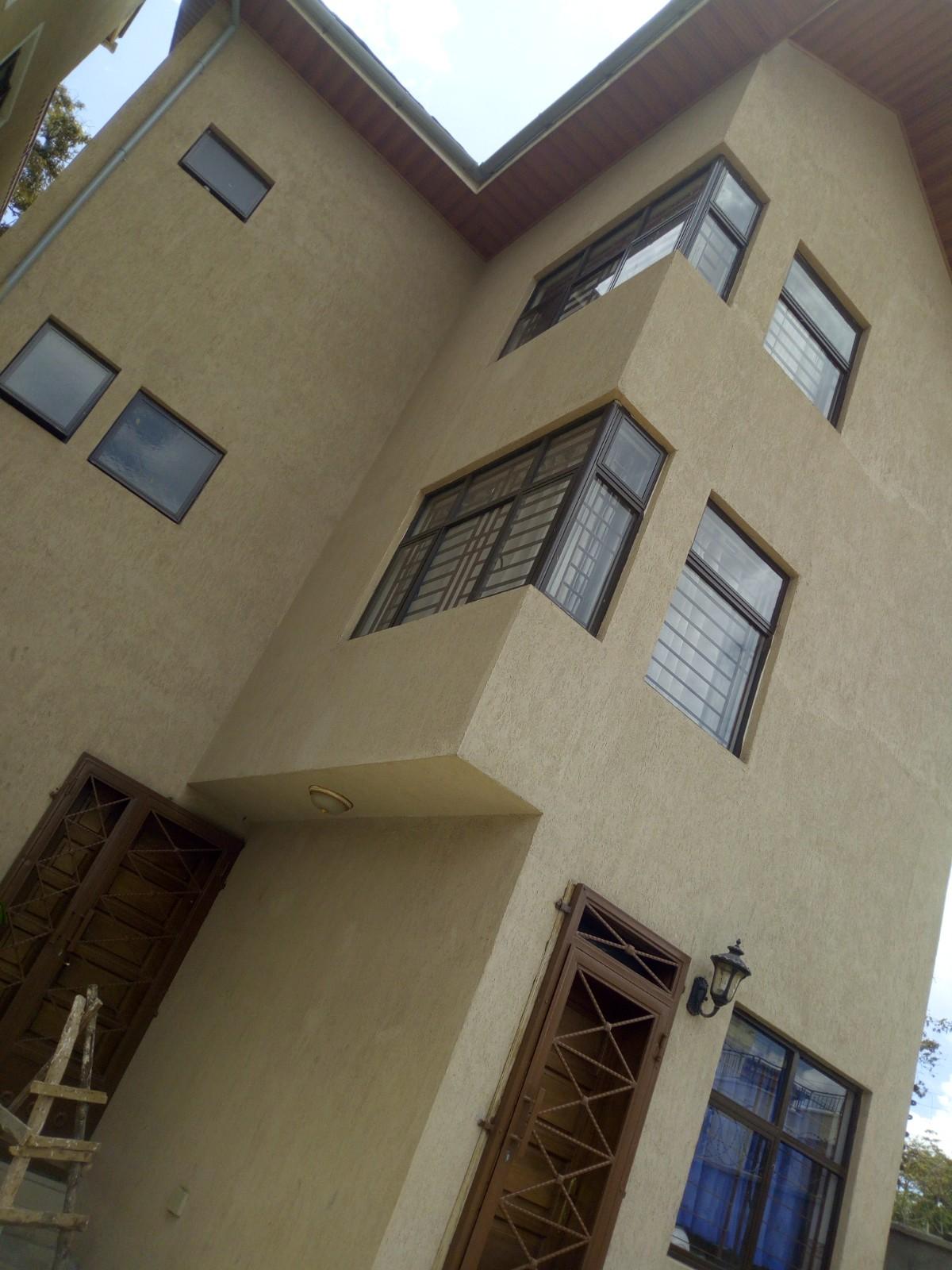 6 Bedroom Mansionette at Royal Park Estate Langata