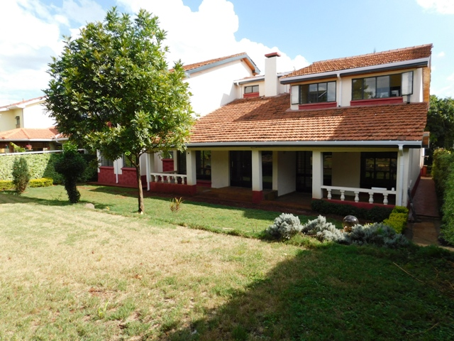 6 bedroom house in Muthaiga Estate