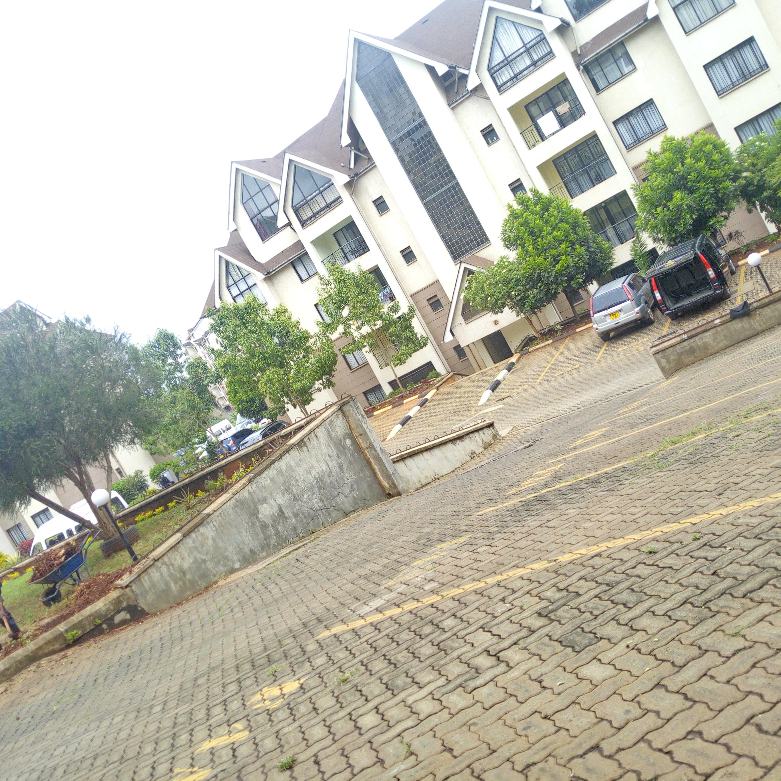 3 bedroom apartments in Loresho estate