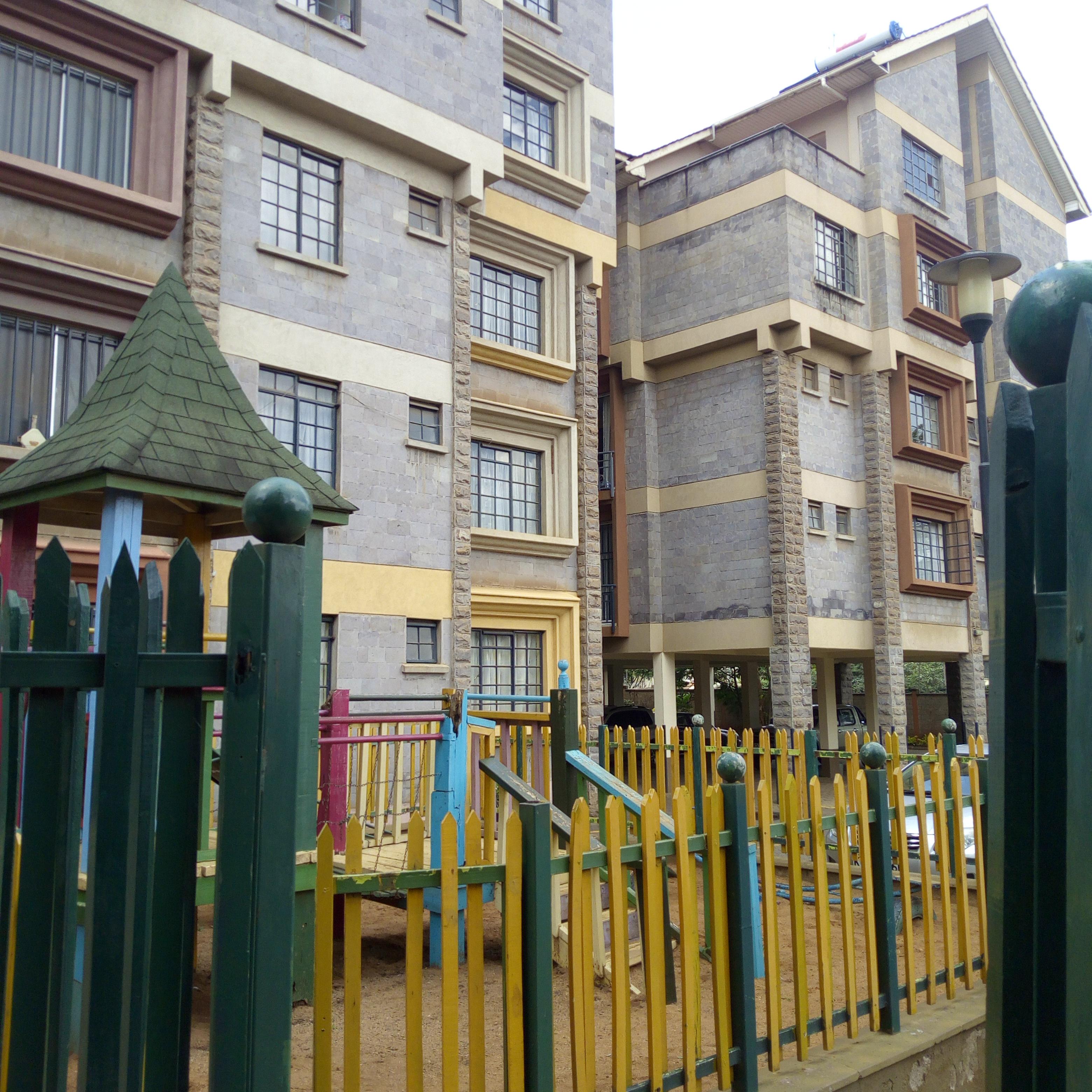4 bedroom penthouse on Kingara Road