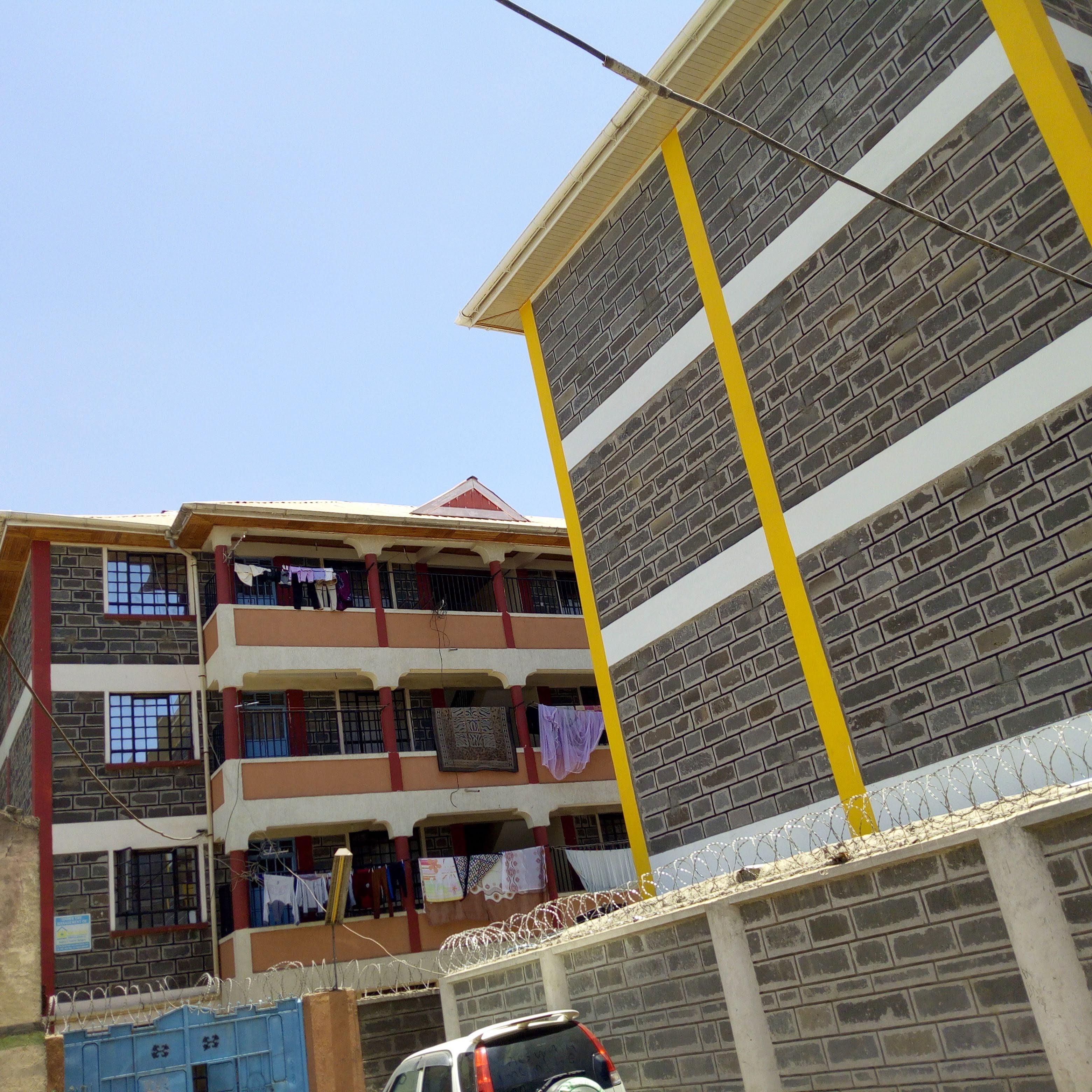 Gilanis Apartment block.