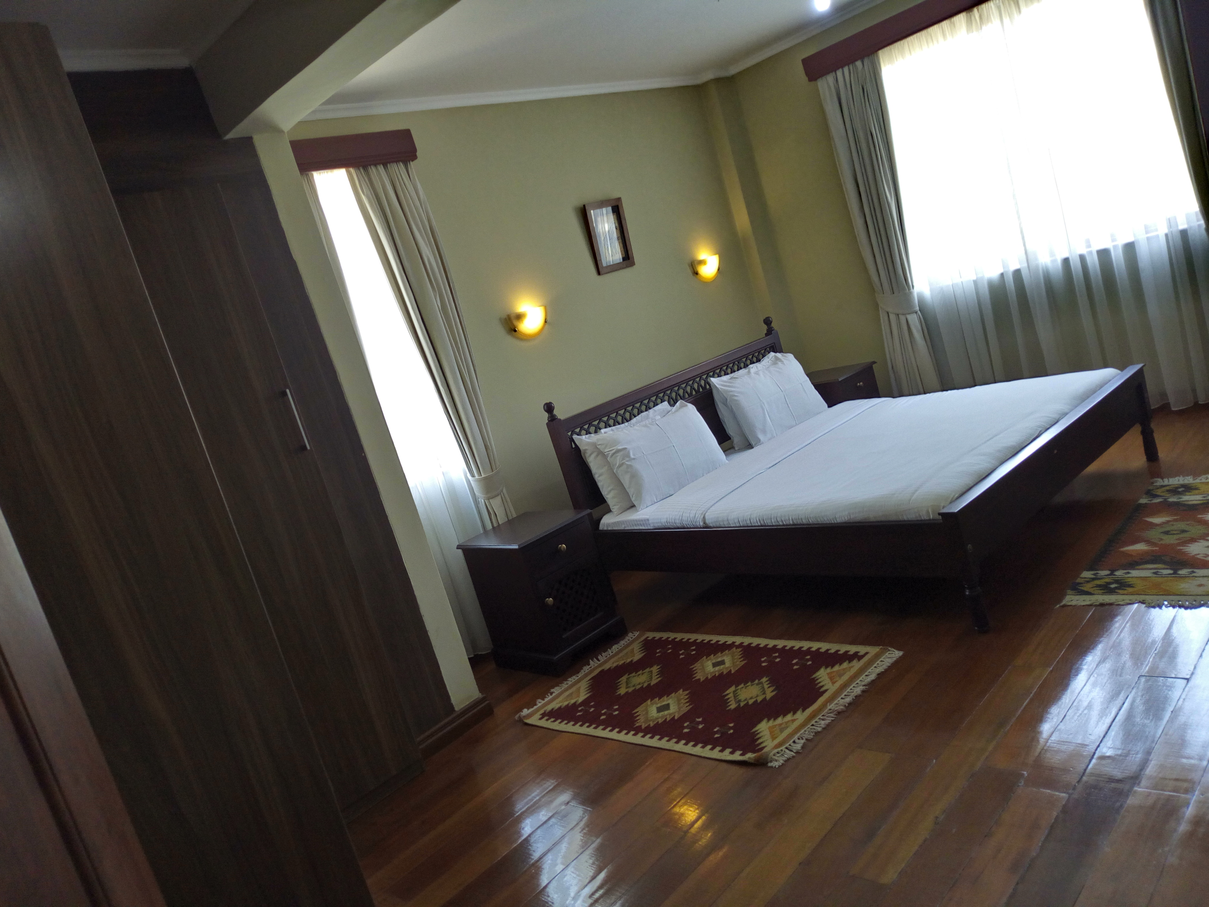 Serene Valley Furnished Apartment