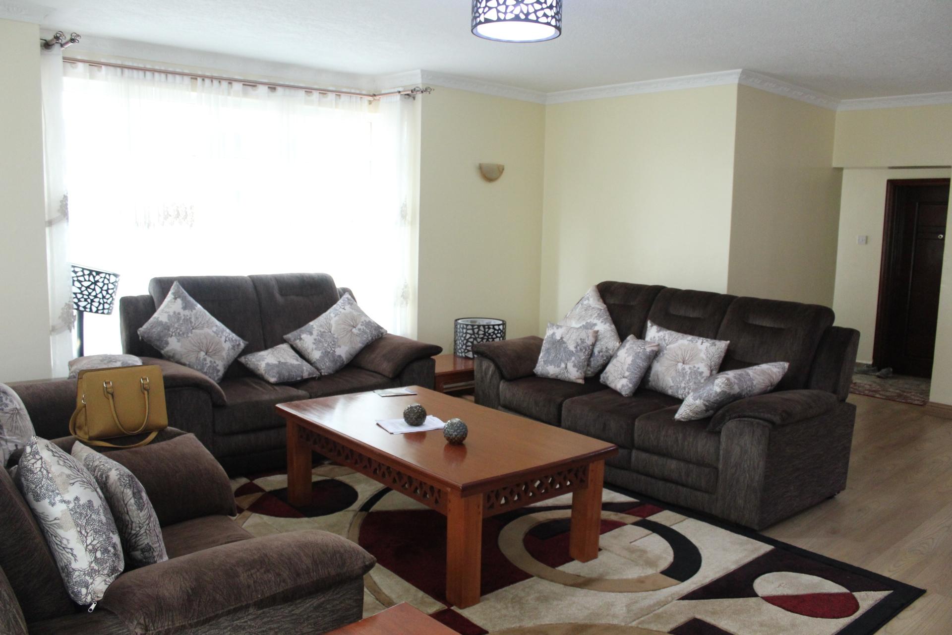 Chaka Road-Furnished Apartment.