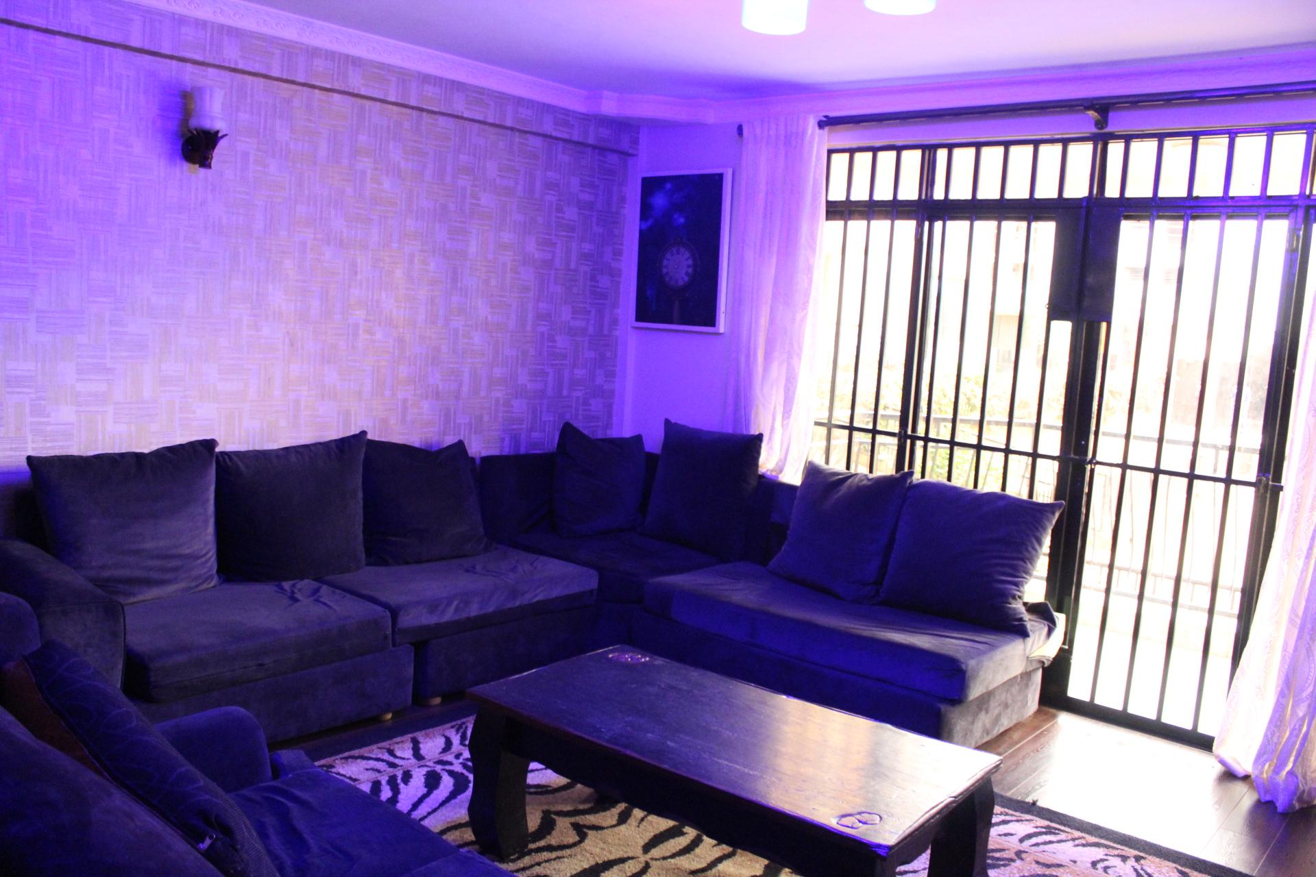 Thindigua Apartment-Kiambu Road.