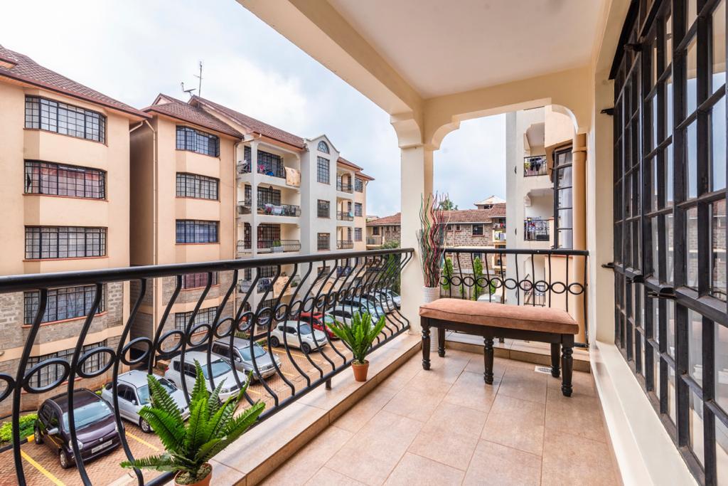 Quickmart Kiambu Road Apartment