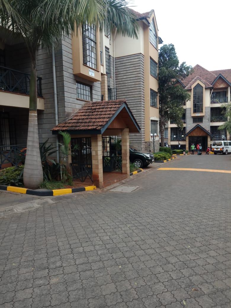 Kileleshwa Apartment