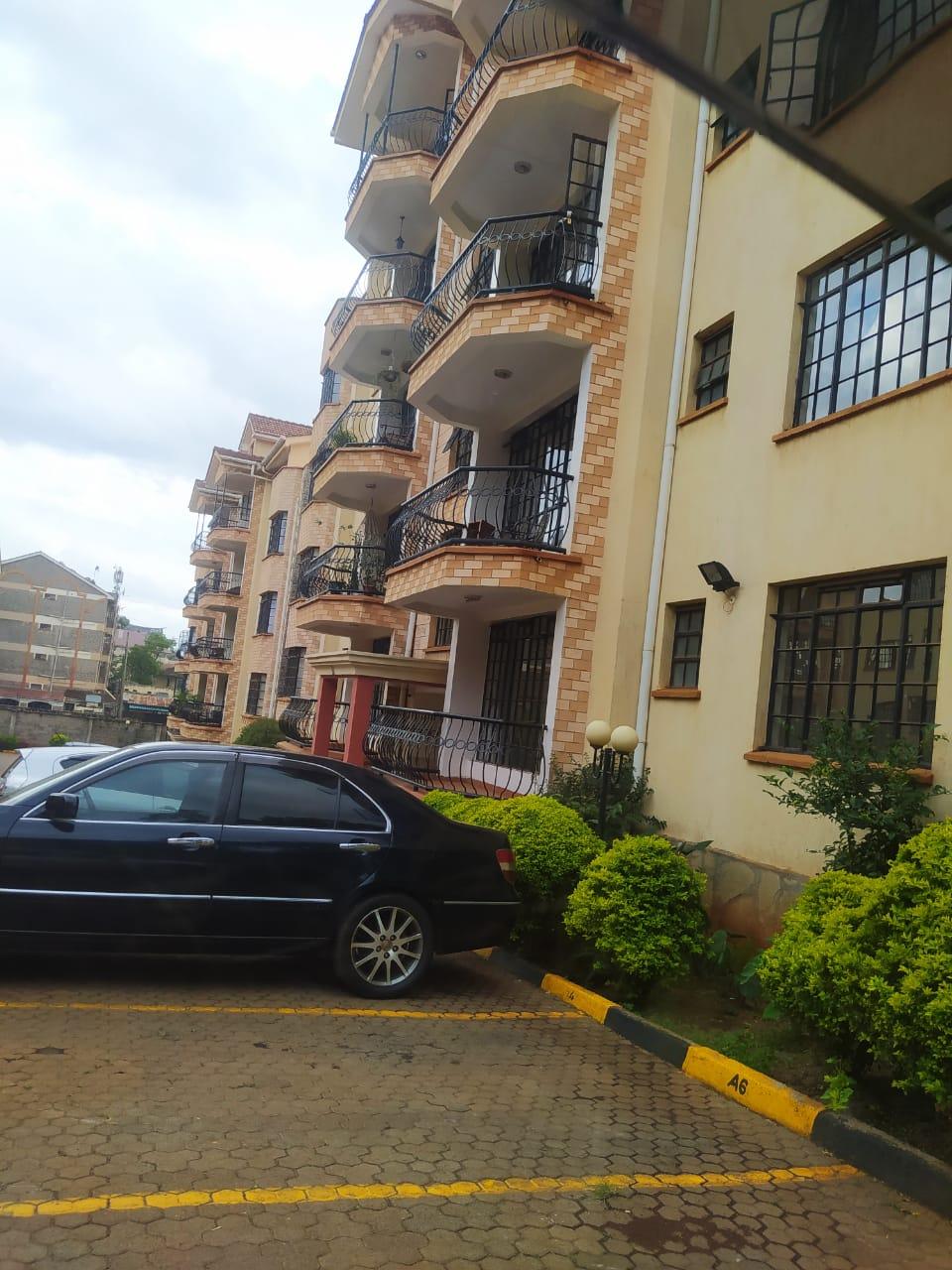 Mvuli Road Apartment, Westlands.